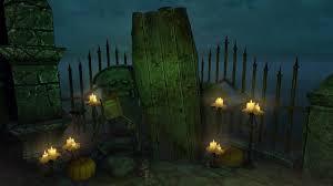 Halloween Resurrection Online Castellano by Medievil Hero Of Gallowmere At Skyrim Nexus Mods And Community