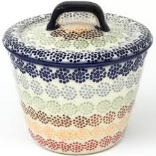100 Modern Containers Teabags Container 16 Oz In Dots
