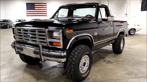 100 1982 Ford Truck 1986 F150 XLT Lariat YouTube
