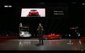 VIDEO: Tesla Reveals New Semi Truck & 8 Second Roadster! Fastest Car ... Chris Darnell Pilot Of The Shockwave Jet Truck Blazes Down Faest Semi In World Youtube Kssbohrer Becomes Faest Growing Semitrailer Manufacturer This 4ton Is Powered By 3 Engines And Can Speed Up To 605 New Freightliner Cascadia Is Most Advanced Semitruck Ever Movin Out Fitzgerald Peterbilts Casual Show Slated Toyota Starts Testing Project Portal Fuel Cell Semi Truck Tesla Unveils New Roadster Electric Unveils Its Mdblowing Roadster The Best Of World Peterbilt You