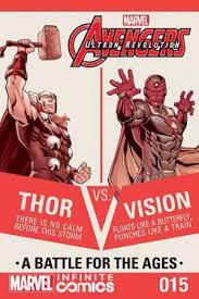 Marvel Universe Avengers Ultron Revolution 15