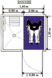 vestiaires code du travail normes d accessibilité et handicap moteur