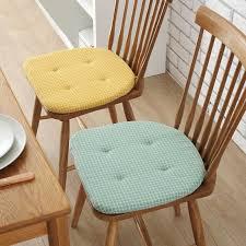 boden kissen stuhl sitzkissen mit string esszimmer stuhl kissen weiche kissen matratze für stuhl 38x38cm blau grün gelb j