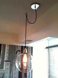 kitchen lighting hanging in chandelier with globe electric