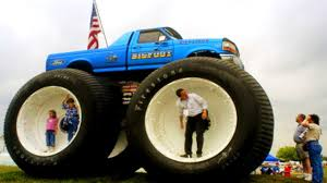 100 Bigfoot Monster Trucks BigFoot Jump Compilation YouTube