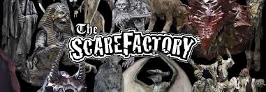 Outdoor Halloween Decorations Canada by Scare Factory