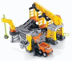 Amazon.com: Fisher-Price Big Action Construction Site With Remote ... Man Auf Abwegen Lheavy Rc Tipper L Machines Truck Building Long Haul Trucker Newray Toys Ca Inc Adventures Garden Trucking Excavators Dump Truck Wheel China Shifeng Feling 115 Tons 40 Hp Lcv Minitiprcdumper Kid Galaxy Squeezable Remote Control Toysrus 24g 120 Eeering Radio Car Led Light Amazoncom Top Race Tr112 5 Channel Fully Functional Battery Lenoxx Electronics Australia Pty Ltd Cooler Rtr Brown