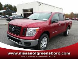 100 Truck Accessories Greensboro Nc 2019 Nissan Titan SV For Sale NC