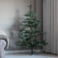 Artificial Christmas Trees Uk 6ft by 6ft Everlands Nobilis Fir Artificial Christmas Tree