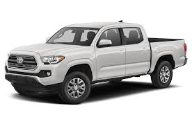 2017 Toyota Tacoma SR5 V6 4x4 Double Cab 140.6 In. WB Specs And Prices
