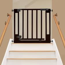 Amazon.com : Summer Infant Multi-Use Deluxe Wood Walk-Thru Gate ... Amazoncom Summer Infant Deluxe Stairway Simple To Secure Wood Gate For Top Of Stairs With Banister The 6 Baby Gates Regalo Extra Tall 2754 With Swing Door Ideas Mounting Hdware All The Best Multiuse Walkthru Of Metal Sure Customfit 9198 Toddler Multi Use Walk Thru White Youtube 33 In And Stair Dual Deco