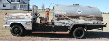 1967 Ford F350 Airport Fuel Truck | Item H1649 | SOLD! Febru...