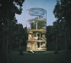 100 Modern Tree House Plans Pros And Cons Of Living In A House Treehouse8