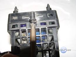 Sony Xl 5200 Replacement Lamp Philips by Sony Dlp Lamp Xl 2200 How To Guide Replacement Dlp Tv Lamp Guide