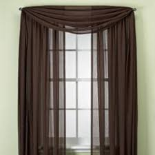 Blue Crushed Voile Curtains by Crushed Voile Sheer 108 U0027 Rod Pocket Window Curtain Panel Bed