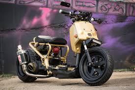 Topsecret Gold Honda Ruckus 1