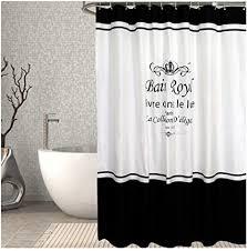 huabei2 wasserdichten duschvorhang spun polyester