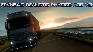 ETS 2 | Frkn64's Realistic Physics Mod V3 For 1.23 Update | All ... Reworked Scania R1000 Euro Truck Simulator 2 Ets2 128 Mod Zil 0131 Cool Russian Truck Mod Is Expanding With New Cities Pc Gamer Scania Lupal 123 Fixed Ets Mods Simulator The Game Discussions News All For Complete Winter V30 Mods Ets2downloads Doubles Download Automatic Installation V8 Sound Audi Q7 V2 Page 686 Modification Site Hud Mirrors Made Smaller Mod American