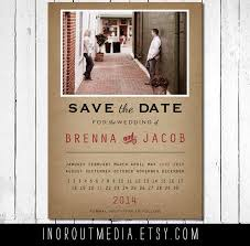 Vintage Retro Save The Date