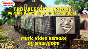 Thomas & Friends: Troublesome Trucks (Music Video Remake) - Mike O ... Thomas The Train Trackmaster Troublesome Trucks Amazoncouk Toys Friends Dailymotion Video Kristen Rock Google The And Review Station April 2013 Hauling Dumping Off For By Konnthehero On Deviantart Song Hd Instrumental Youtube Hobbies Tank Engine Find Ertl Products Online Worst Episodes Of Episodeninja Trucks Song