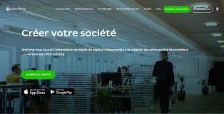 attestation domiciliation si e social certificat de dépôt du capital en ligne 4 services accessibles aux