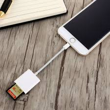 iPhone SD Card Reader