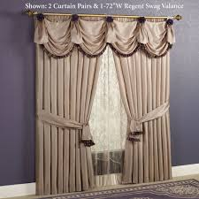Lined Curtains For Bedroom by Baroness Window Treatments