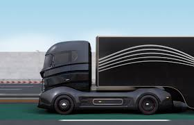 100 Qualcomm Trucking What Does The Release Of The SelfDriving Truck Mean For The Future