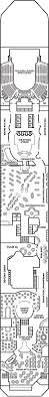 Carnival Conquest Deck Plans by Carnival Conquest Promenade Deck Plan Monocruise Com