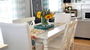Ikea Dining Room Ideas by Classic Gamleby Table And 4 Chairs Light Antique Stain Grey 67 Cm