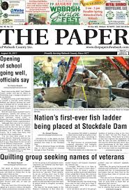 The Paper Of Wabash County - Aug. 16, 2017, Issue By The Paper Of ... Howard Baer Trucking Best Image Truck Kusaboshicom 2015annual Report State Magazine Spring 2018 By Oklahoma State Issuu Healthier 201213 Philanthropy Report Hilbert College Video Wjaxtv Payne Co Fredericksburg Va Rays Photos 3 Ways You Can Get Locked Out Of A Auto Locksmith Services Car Lust The Beverly Hbillies And Their Rwh Inc Oakwood Ga Wonder Women Biz Targets Rising Specialty Drug Costs