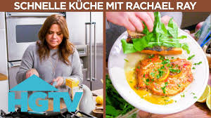 Schnelle Kã Che Mit Rachael Rezepte Schnitzel Nach Französischer Schnelle Küche Mit Rachael Hgtv Deutschland