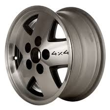 100 Truck Rims 4x4 Details About Refinished Chevrolet S10 4X4 19831993 15 Inch Wheel Rim