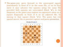 Sci Math Chess Rules And Mechanics