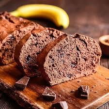 schneller saftiger low carb schoko bananen kuchen rezept