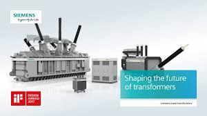 transformers high voltage power transmission siemens global