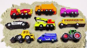 100 Garbage Truck Youtube Learning Vehicles Names For Kids Street Vehicle Ambulance
