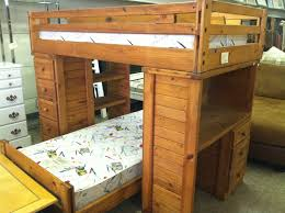 Build Wooden Loft Bed by Build Wood Loft Bed With Desk Modern King Beds