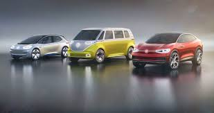 100 Volkswagen Trucks To Invest 17 Billion Into Electric Buses
