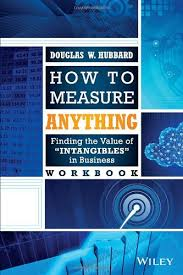 How To Measure Anything Workbook Finding The Value Of Intangibles In Business