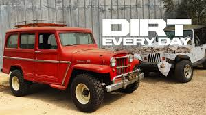 100 1950 Willys Truck How To Swap A BarnFind Jeep Wagon Onto A Wrangler YJ Chassis