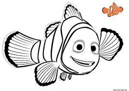 Gallery Of Coloriage Nemo