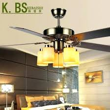 Bedroom Ceiling Fans With Lights For Dining Area Room Amazing