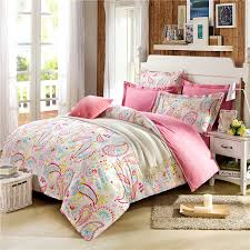 2016 Dropshipping High Quality Bed Linen Cama Double Sheet Pink