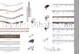 Bendable Curtain Track Dunelm by Curtain Railings Tracks Rooms