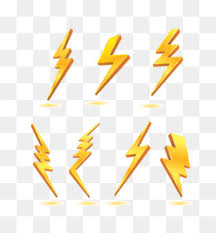 Lightning PNG And PSD Free Download