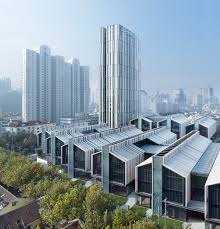 100 Modern Architecture Magazine Completed Ultra Neighborhood In The Former French