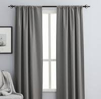 Walmart Curtains And Drapes Canada by Curtain Rods Panels U0026 Coverings For Home Décor At Walmart