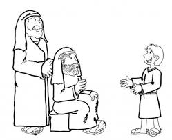 Finding In The Temple Jesus With Coloring Page