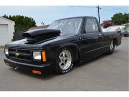 100 S10 Drag Truck 1984 Chevrolet For Sale ClassicCarscom CC1139105